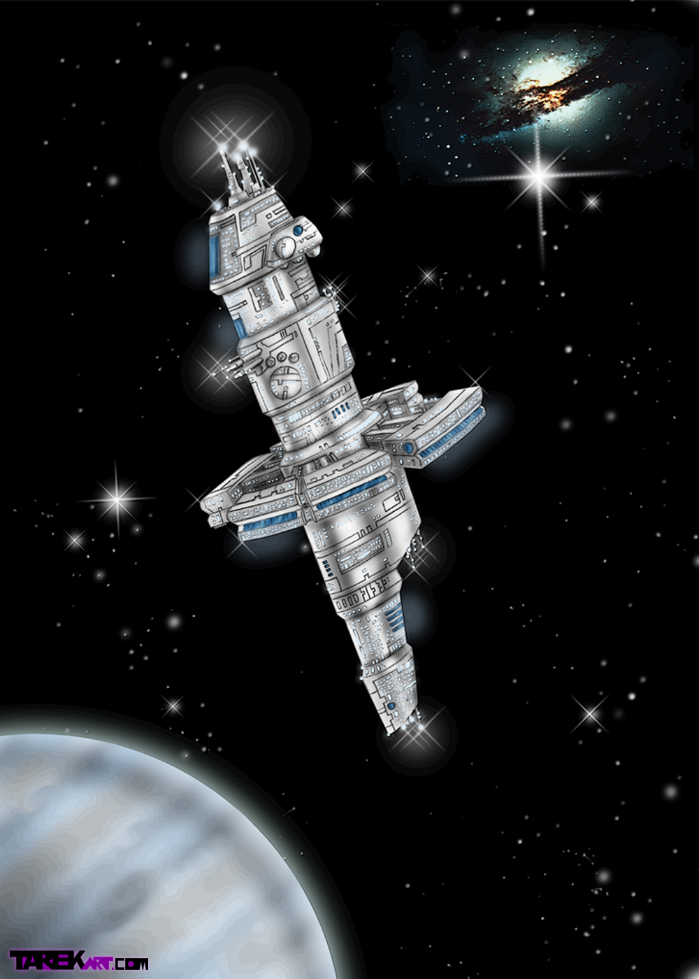 prison sci fi space station - photo #23